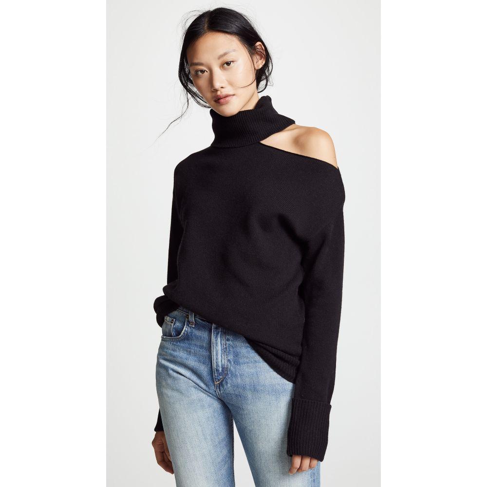 ペイジ PAIGE レディース ニット・セーター トップス【Raundi Sweater】Black