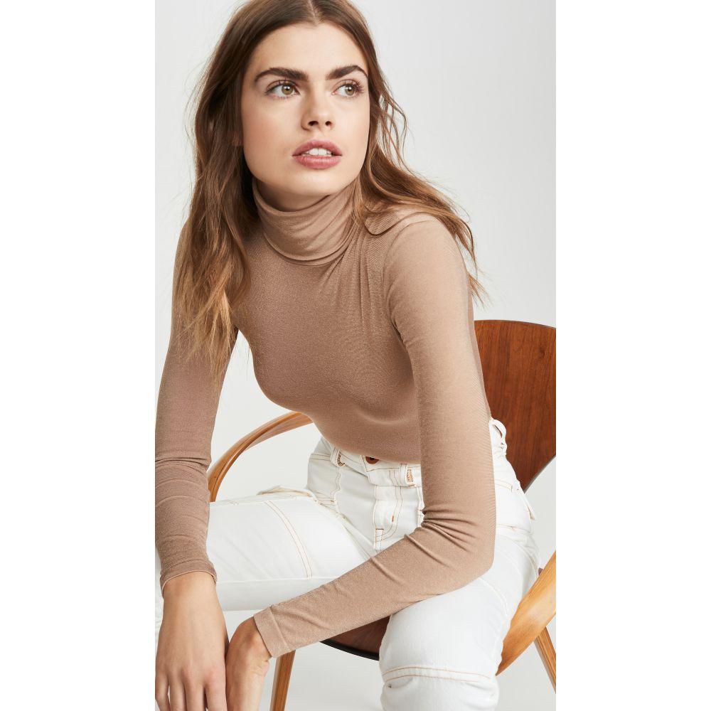 ウォルフォード Wolford レディース ボディースーツ インナー・下着【Colorado String Bodysuit】Latte