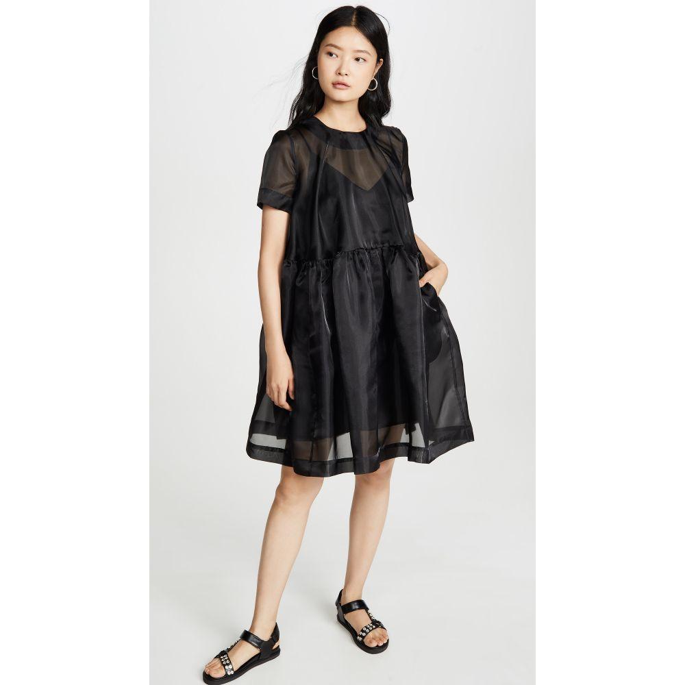 バウム ウンド ヘルガーデン BAUM UND PFERDGARTEN レディース ワンピース ワンピース・ドレス【Aretha Dress】Black