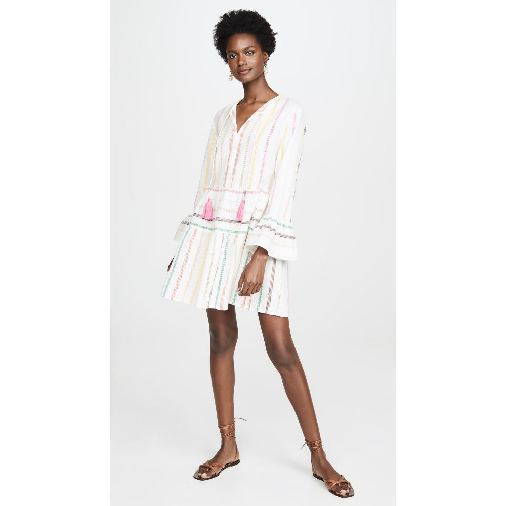 PQ スイム PQ Swim レディース ビーチウェア ワンピース・ドレス 水着・ビーチウェア【Morgan Dress】Multi Stripe
