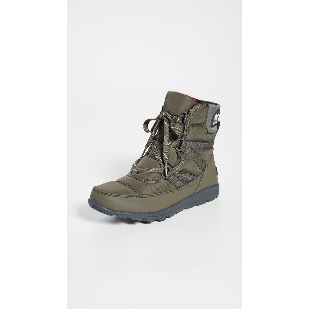 ソレル Sorel レディース ブーツ シューズ・靴【Whitney Short Lace Boots】Alpine Tundra