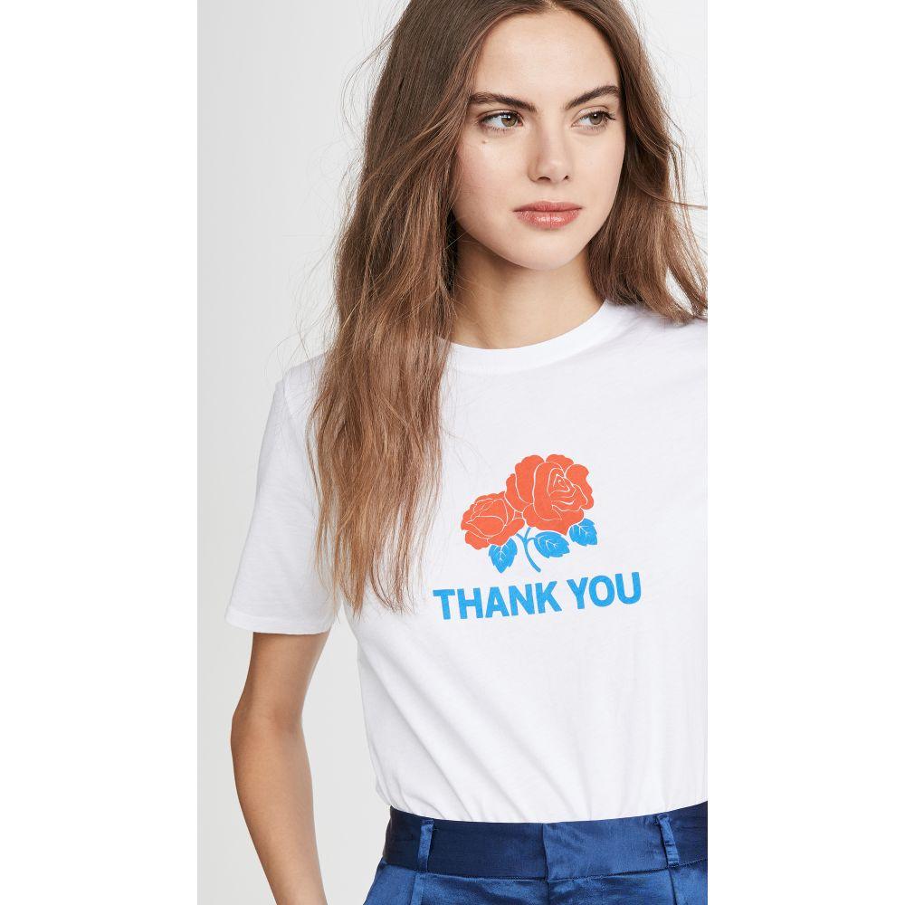 キュール KULE レディース トップス 【The Modern Thank You】White