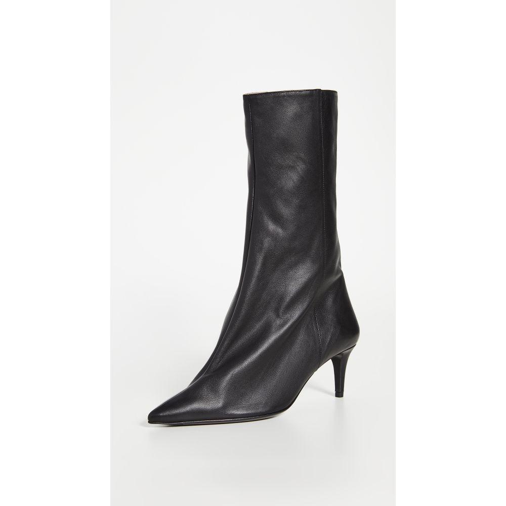 アクネ ストゥディオズ Acne Studios レディース ブーツ シューズ・靴【Beau Short Boots】Black