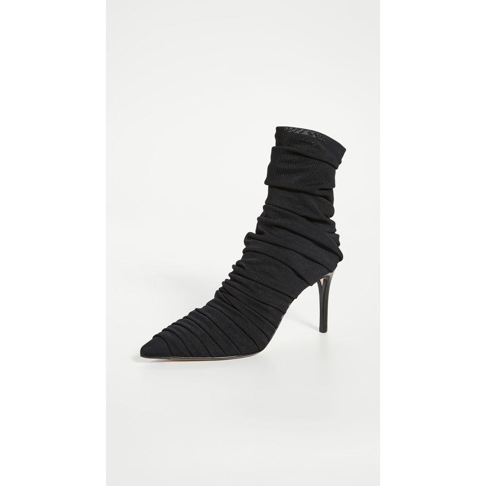 アレヴィーミラノ Alevi Milano レディース ブーツ ブーティー シューズ・靴【Gaia Booties】Black