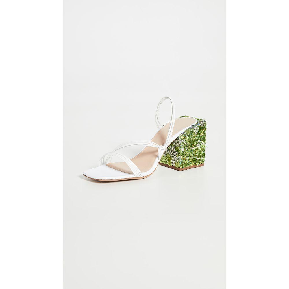ジャックムス Jacquemus レディース サンダル・ミュール シューズ・靴【Les Mules Estello Slides】White