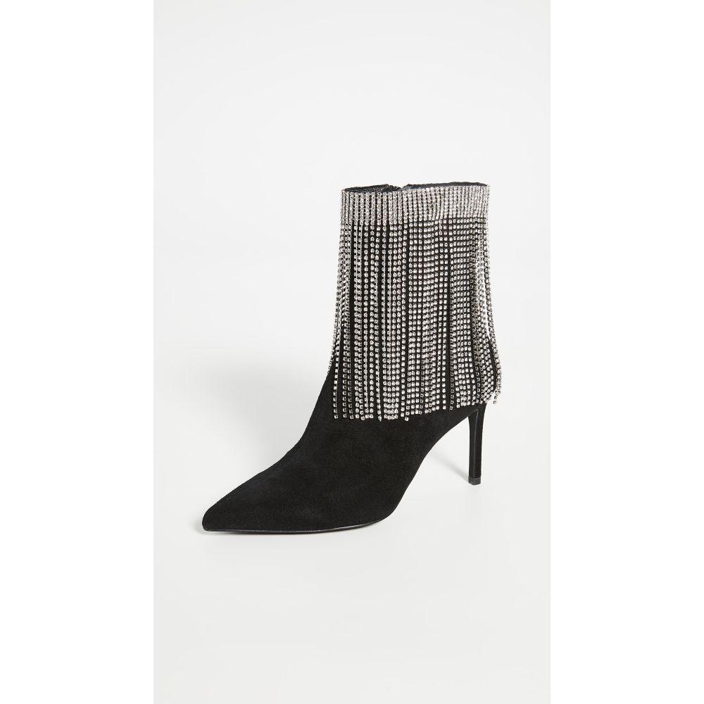 ジェフリー キャンベル Jeffrey Campbell レディース ブーツ ブーティー シューズ・靴【Elve J Booties】Black/Silver