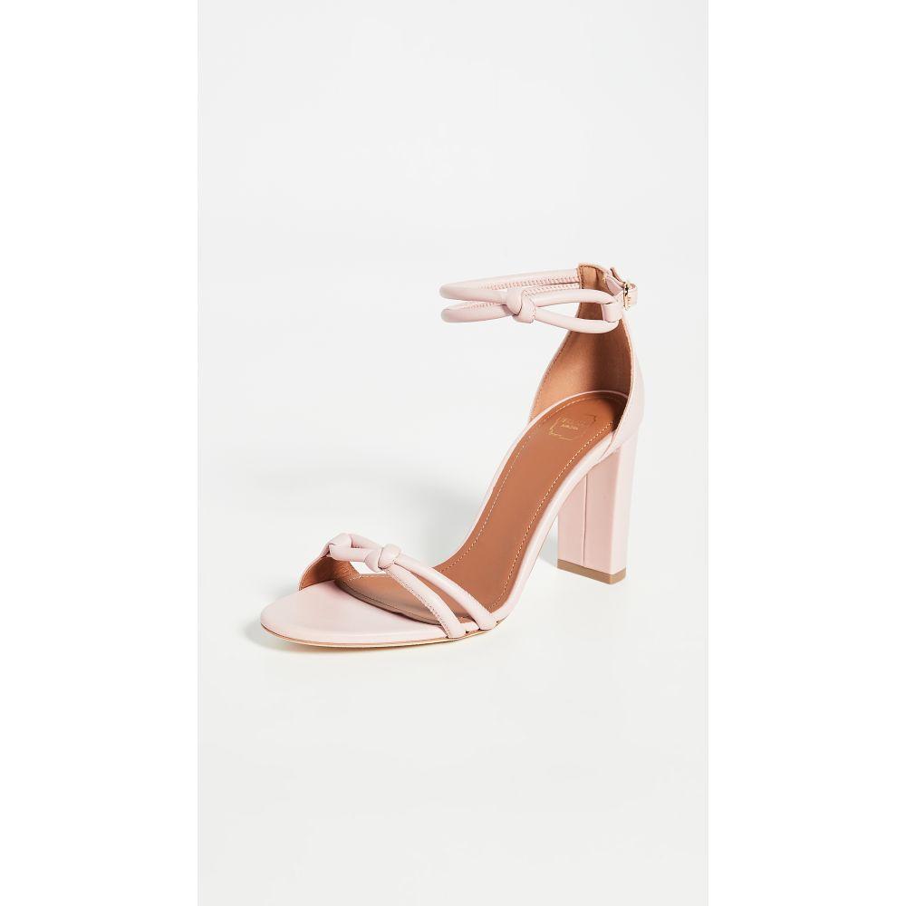 マローンスリアーズ Malone Souliers レディース サンダル・ミュール シューズ・靴【85mm Fenn Sandals】Baby Pink/Baby Pink