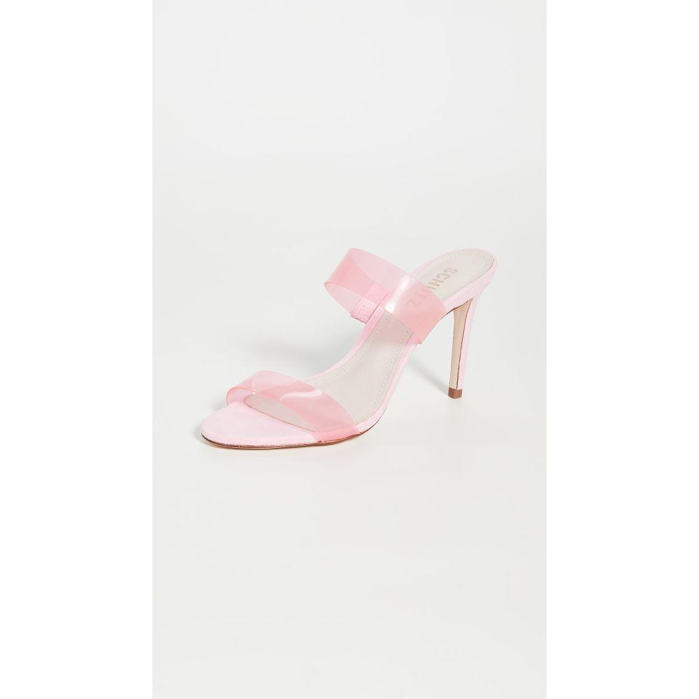 シュッツ Schutz レディース ヒール シューズ・靴【Ariella 2 Sandals】Rose Pink