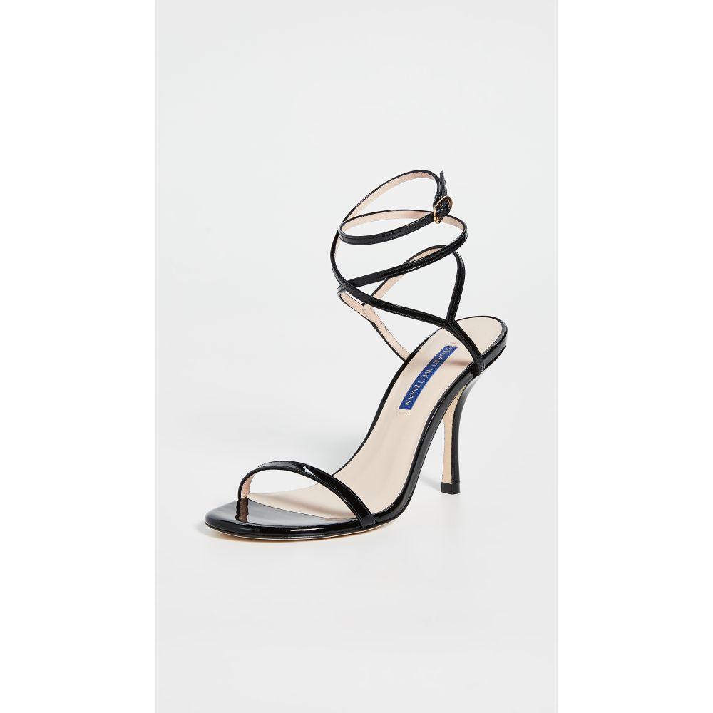スチュアート ワイツマン Stuart Weitzman レディース サンダル・ミュール シューズ・靴【Merinda Sandals】Black