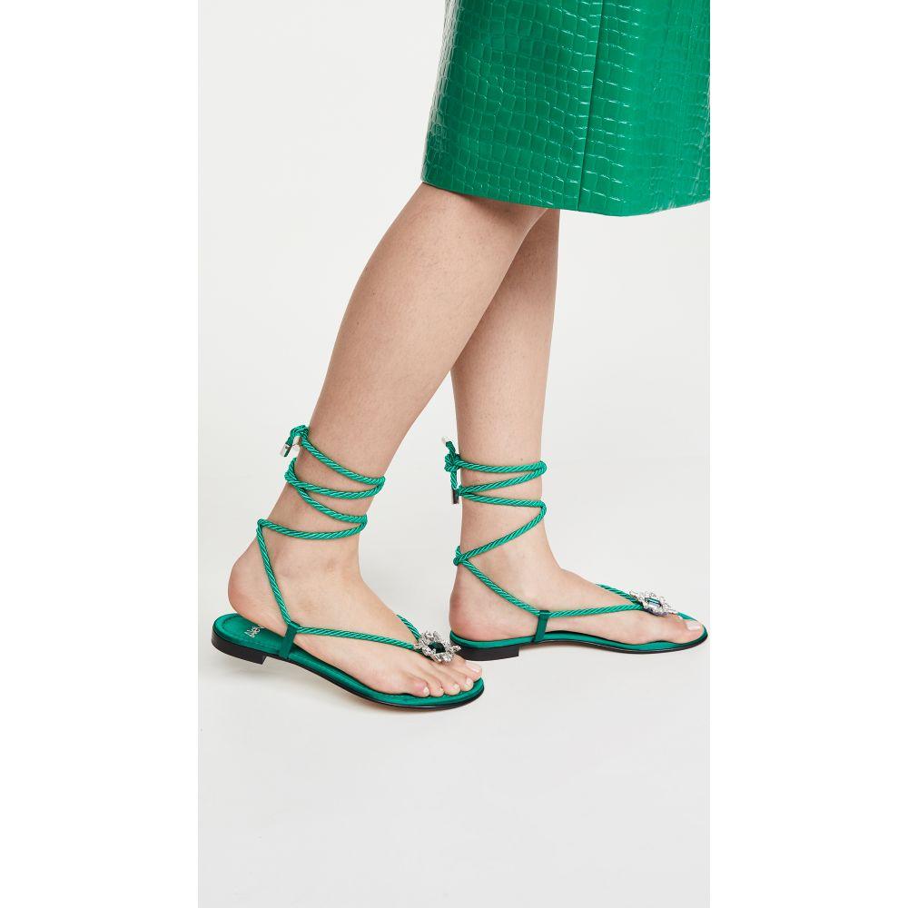 アレヴィーミラノ Alevi Milano レディース サンダル・ミュール シューズ・靴【Mira Sandals】Emerald