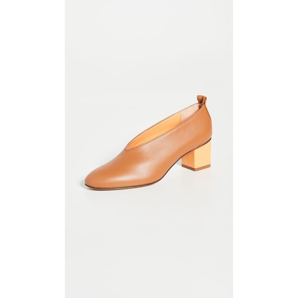 グレーマター Gray Matters レディース パンプス シューズ・靴【Mildred Classic Pumps】Caramel Papaya