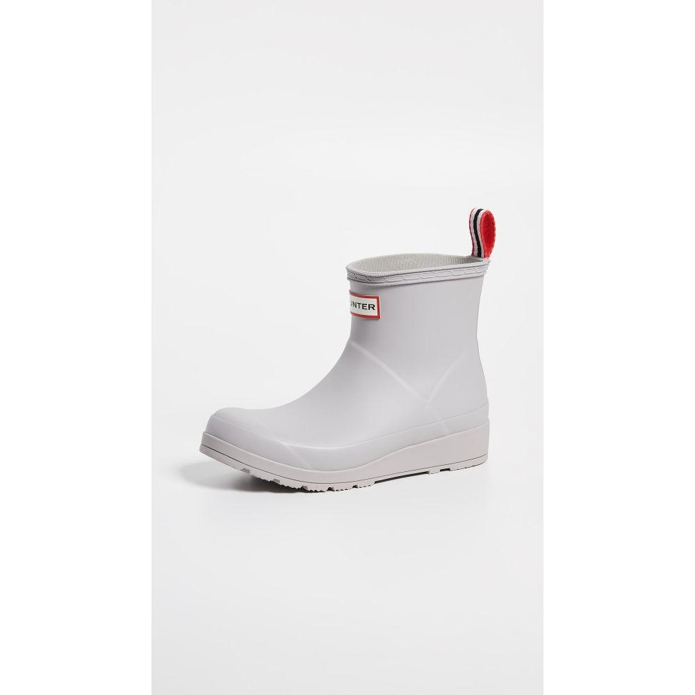 ハンター Hunter Boots レディース レインシューズ・長靴 シューズ・靴【Original Short Play Boots】Zinc