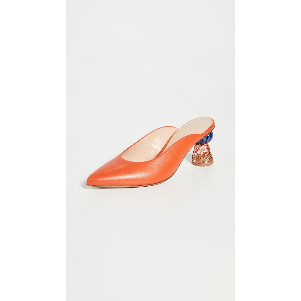 ジャックムス Jacquemus レディース サンダル・ミュール シューズ・靴【Les Mules Maceio Mules】Orange