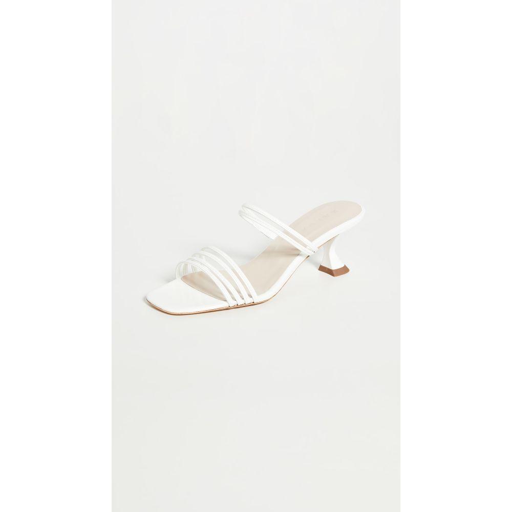 カルダ Kalda レディース サンダル・ミュール シューズ・靴【Simon Mini Sandals】White