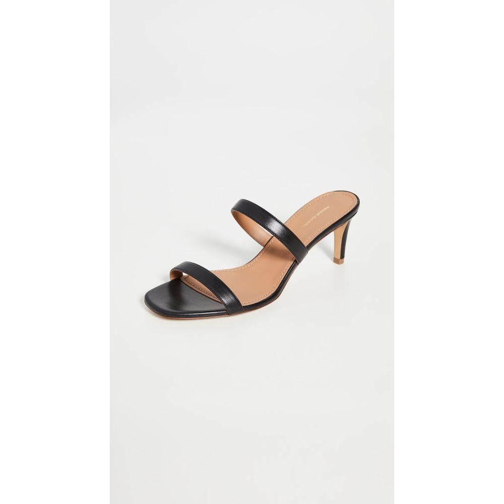 マンサーガブリエル Mansur Gavriel レディース サンダル・ミュール シューズ・靴【Fino Sandals】Black