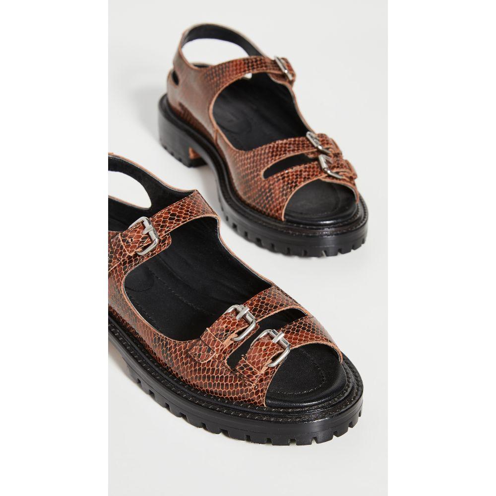 レイチェル コーミー Rachel Comey レディース サンダル・ミュール シューズ・靴【Adams Sandals】Brown