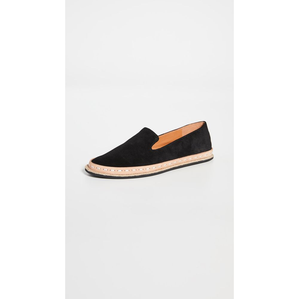 ラグ&ボーン Rag & Bone レディース ローファー・オックスフォード シューズ・靴【Cairo Loafers】Black