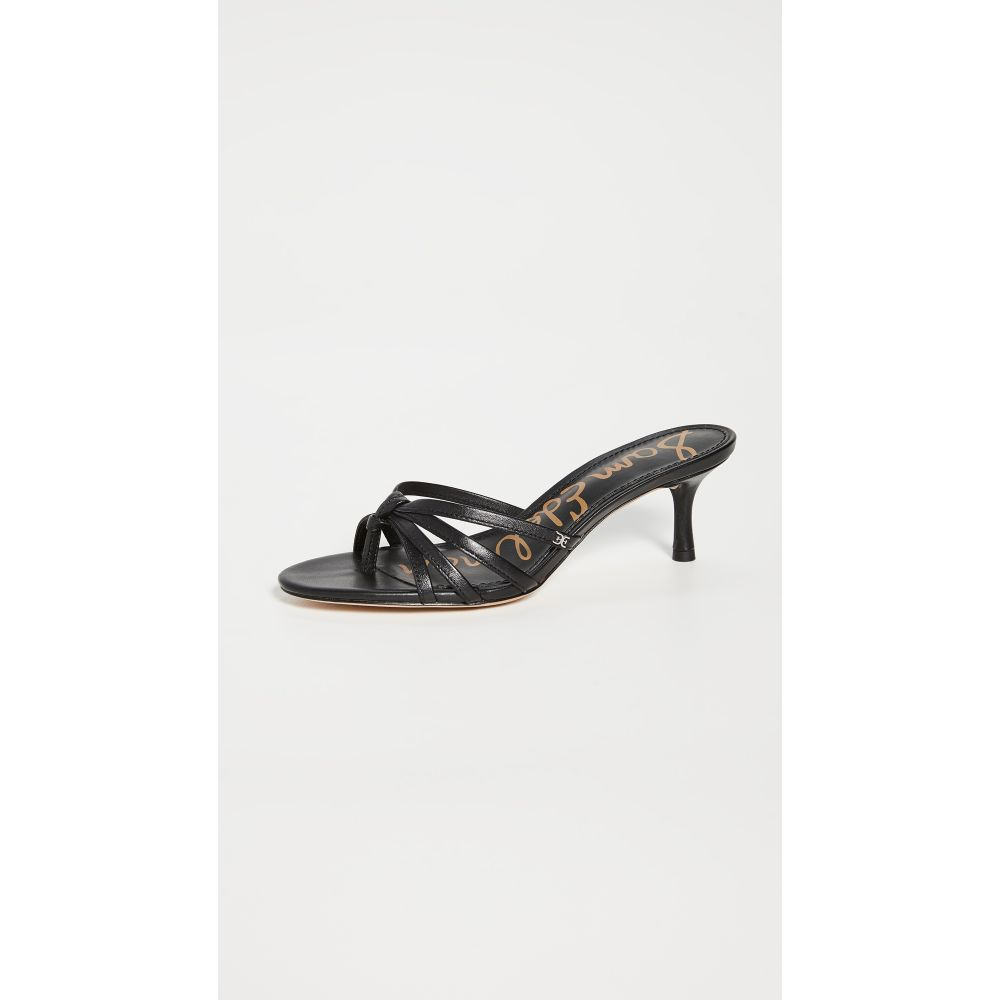 サム エデルマン Sam Edelman レディース サンダル・ミュール シューズ・靴【Jedda Slides】Black