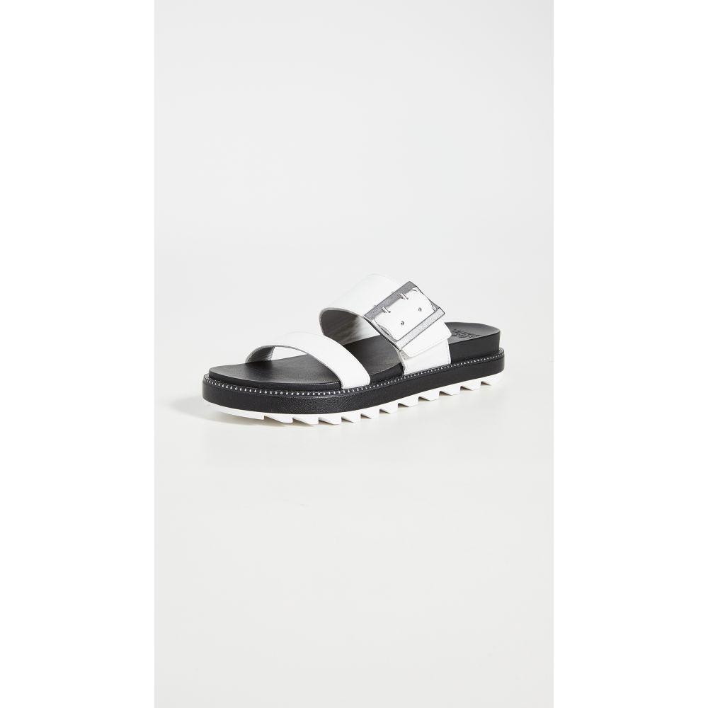 ソレル Sorel レディース サンダル・ミュール シューズ・靴【Roaming Buckle Slides】Sea Salt