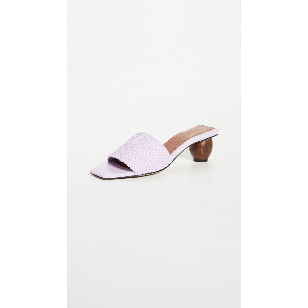 スリアーズ マルティネス Souliers Martinez レディース サンダル・ミュール シューズ・靴【Celia Telar Sandals】Lila