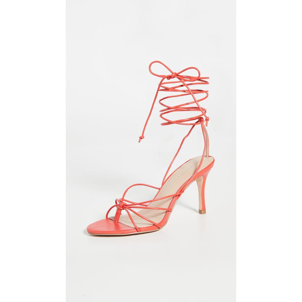 ヴィラ ルージュ Villa Rouge レディース サンダル・ミュール シューズ・靴【Aries Sandals】Fiery Red