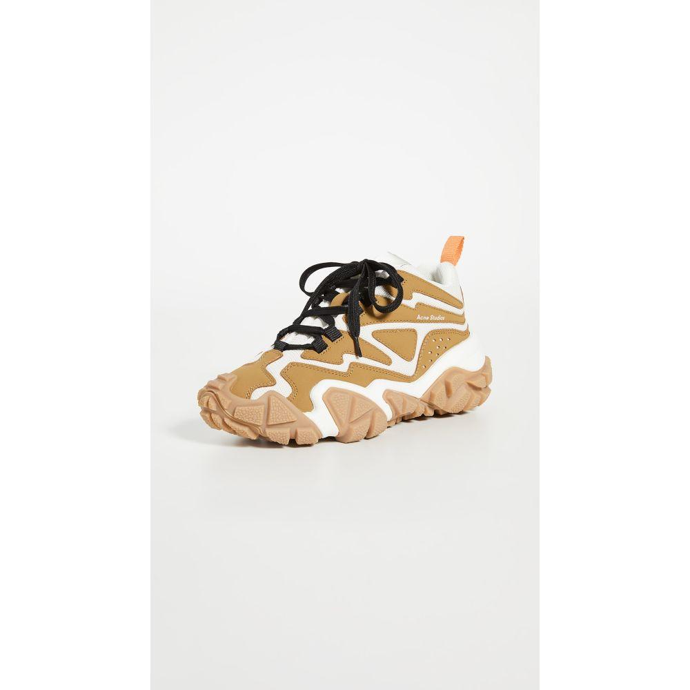 アクネ ストゥディオズ Acne Studios レディース スニーカー シューズ・靴【Bolzter Bensen Sneakers】Camel/Beige