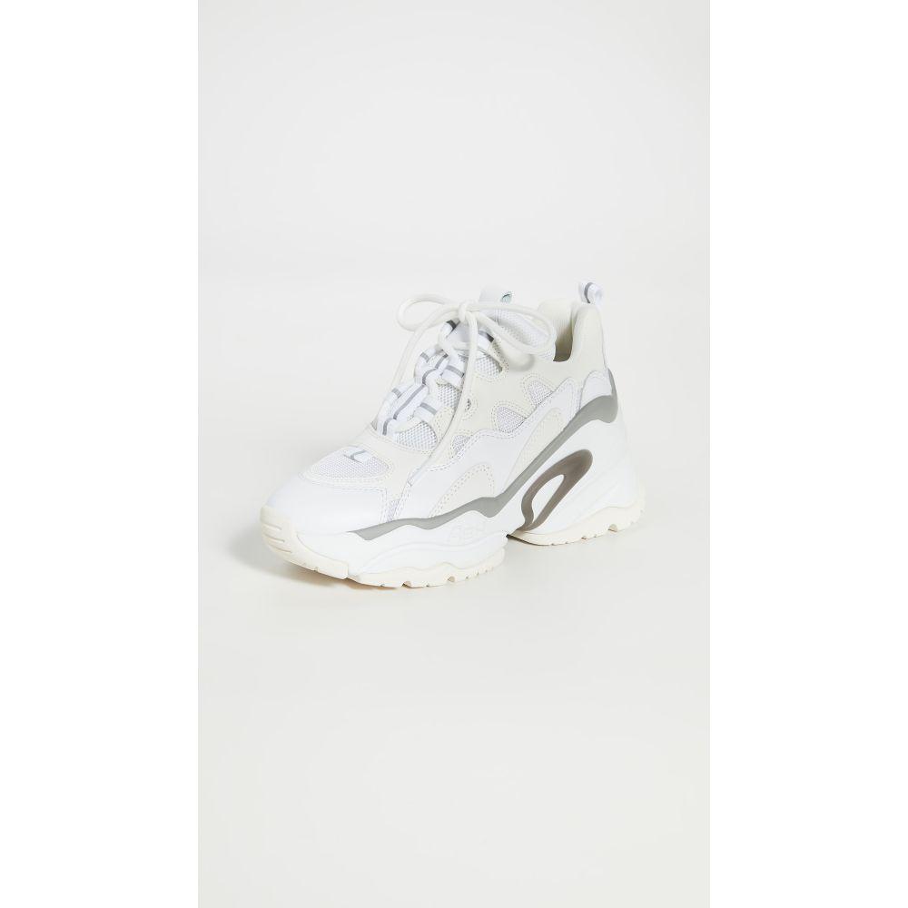 アッシュ Ash レディース スニーカー シューズ・靴【Bang Sneakers】White/Meshwhite/Dragonwhite