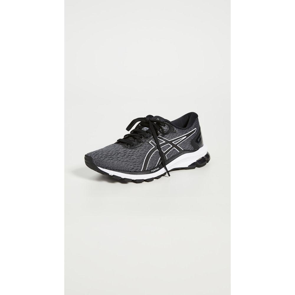 アシックス Asics レディース スニーカー シューズ・靴【GT-1000 9 Sneakers】Grey/Black