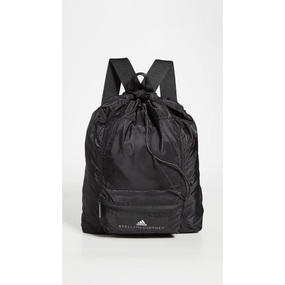 アディダス adidas by Stella McCartney レディース バックパック・リュック バッグ【Gymsack】Black/White