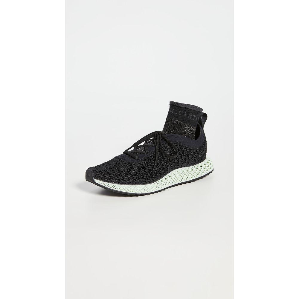 アディダス adidas by Stella McCartney レディース スニーカー シューズ・靴【Alphaedge 4D Sneakers】Cblack/Cblack/Cblack
