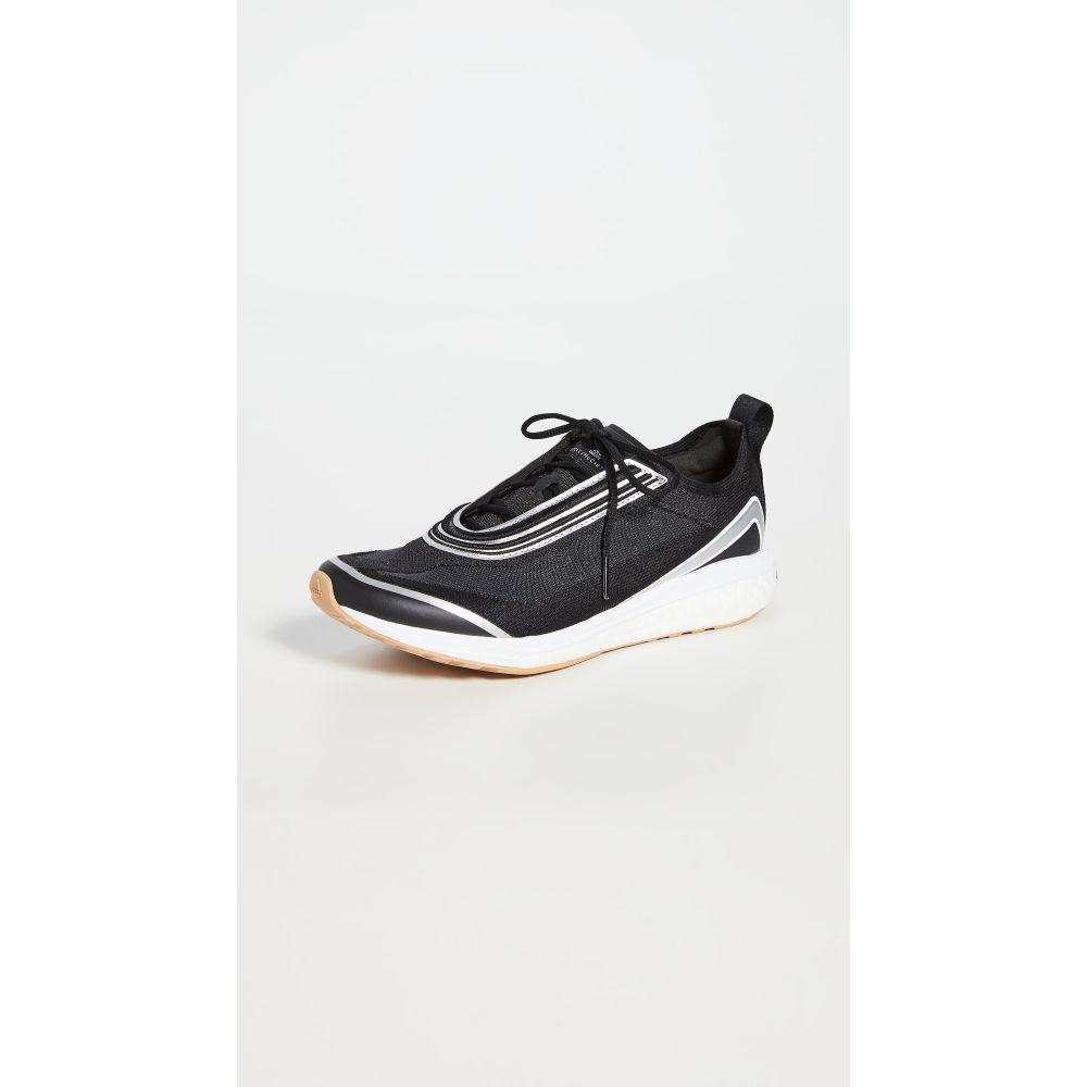 アディダス adidas by Stella McCartney レディース スニーカー シューズ・靴【Boston S. Sneakers】Black/Silvmt/Carboa