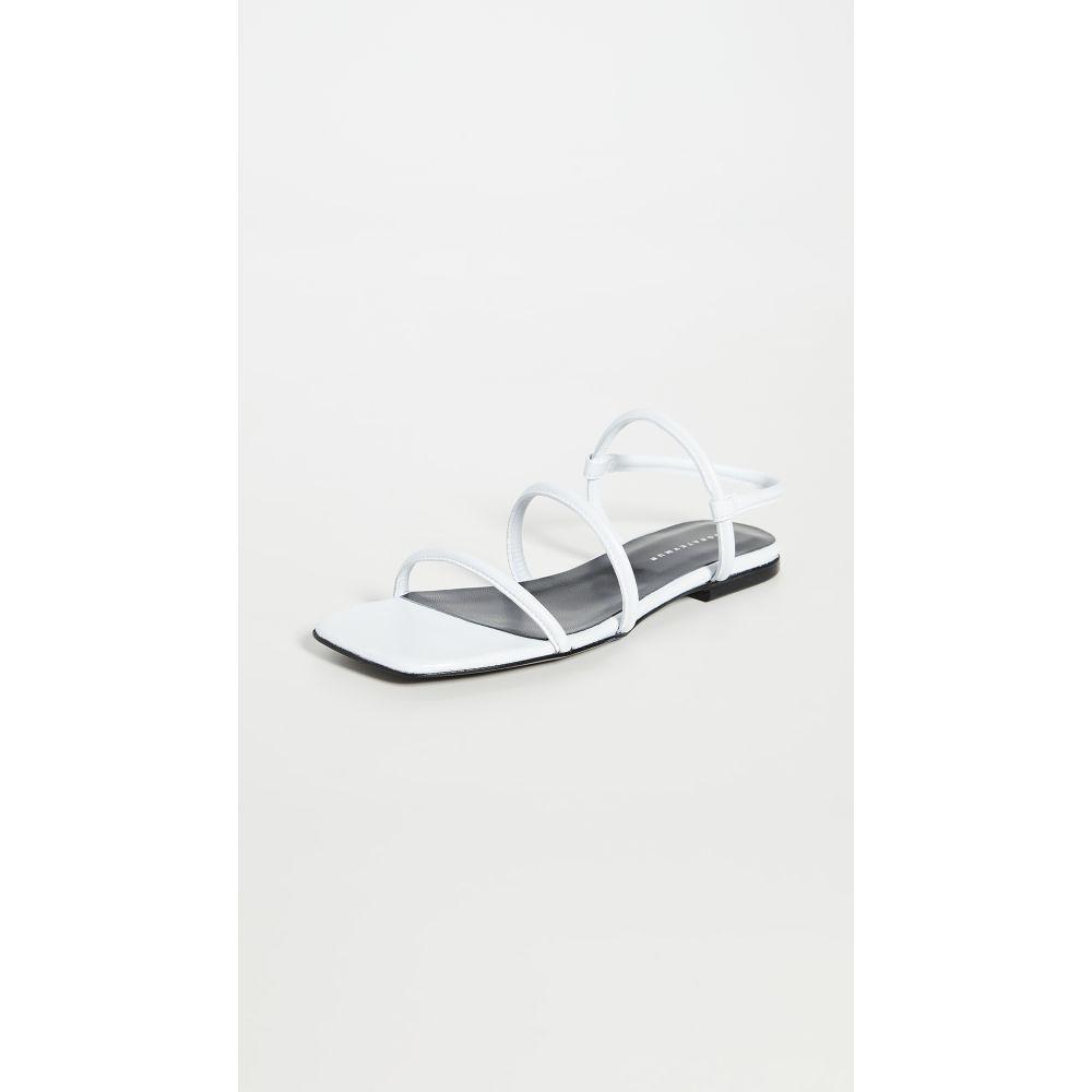 ドラティムール Dorateymur レディース サンダル・ミュール シューズ・靴【Easy Sandals】White