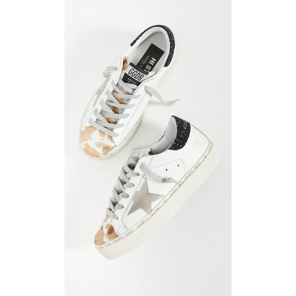 ゴールデン グース Golden Goose レディース スニーカー シューズ・靴【Hi Star Sneakers】White/Cow/Ice
