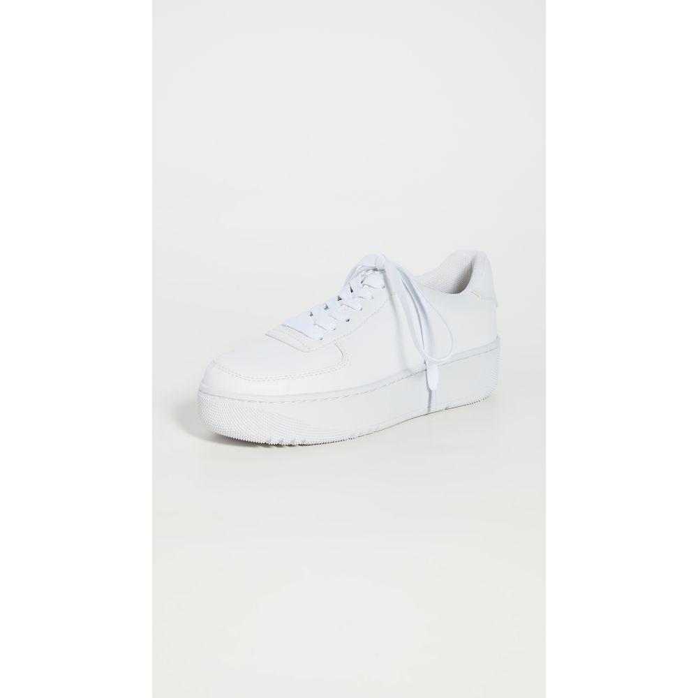 ジェフリー キャンベル Jeffrey Campbell レディース スニーカー シューズ・靴【Court Sneakers】White