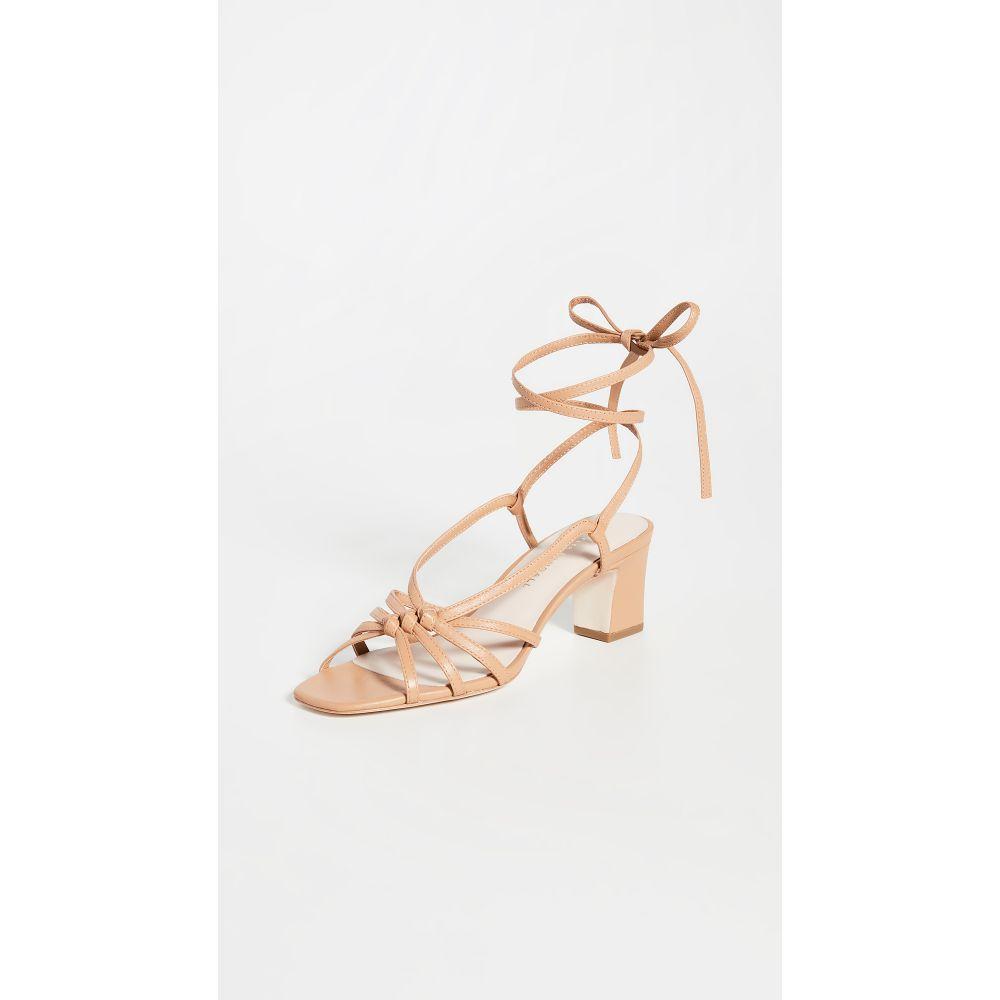 ロフラーランドール Loeffler Randall レディース サンダル・ミュール シューズ・靴【Libby Knotted Wrap Heel Sandals】Dune
