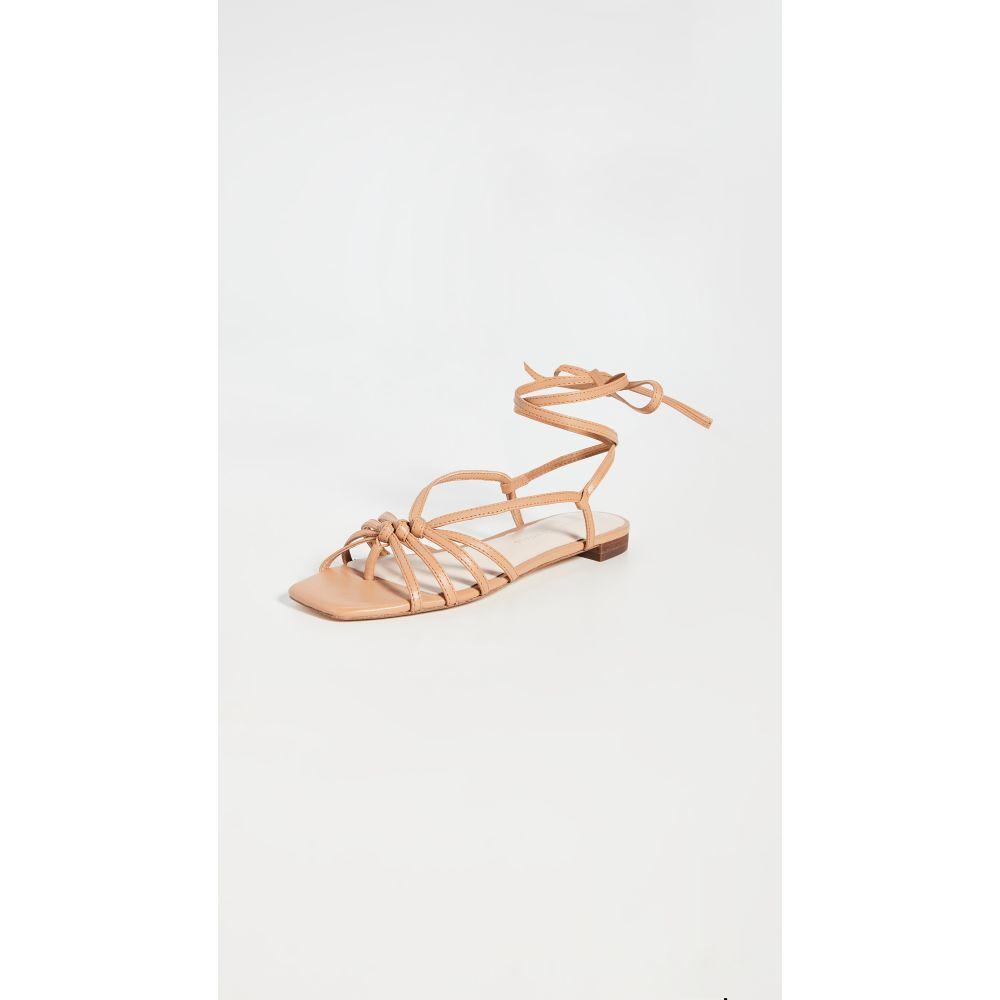 ロフラーランドール Loeffler Randall レディース サンダル・ミュール シューズ・靴【Lorelai Wrap Sandals】Dune