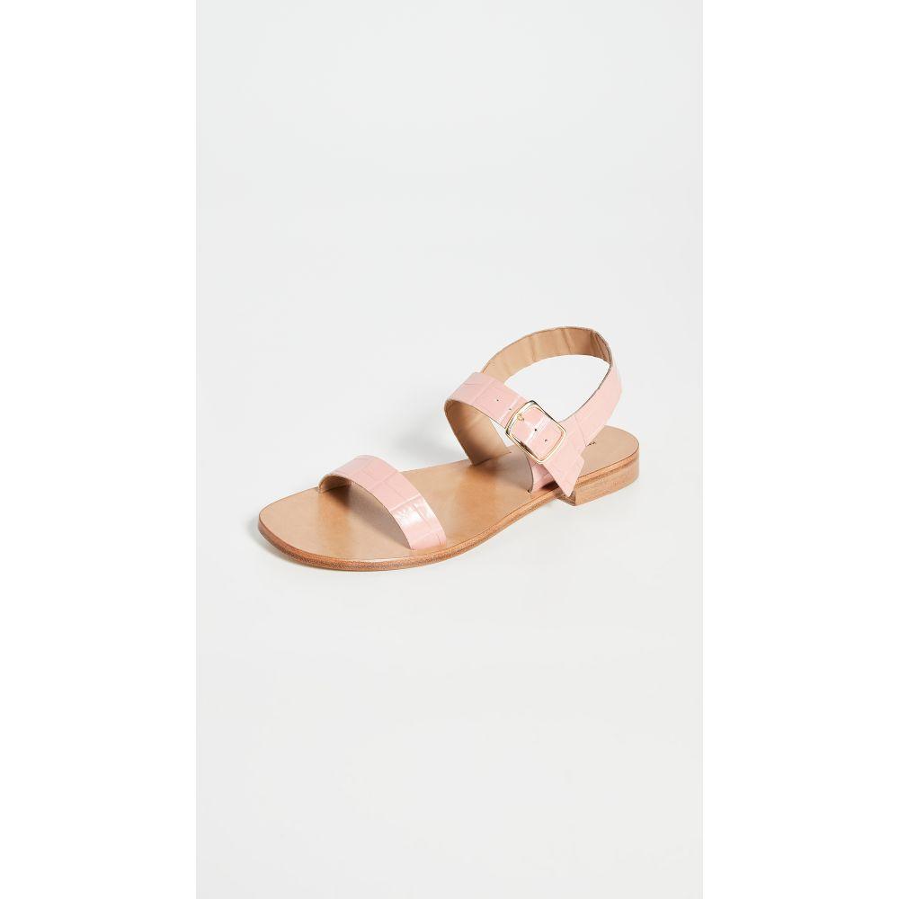 マンサーガブリエル Mansur Gavriel レディース サンダル・ミュール シューズ・靴【Buckle Sandals】Coral