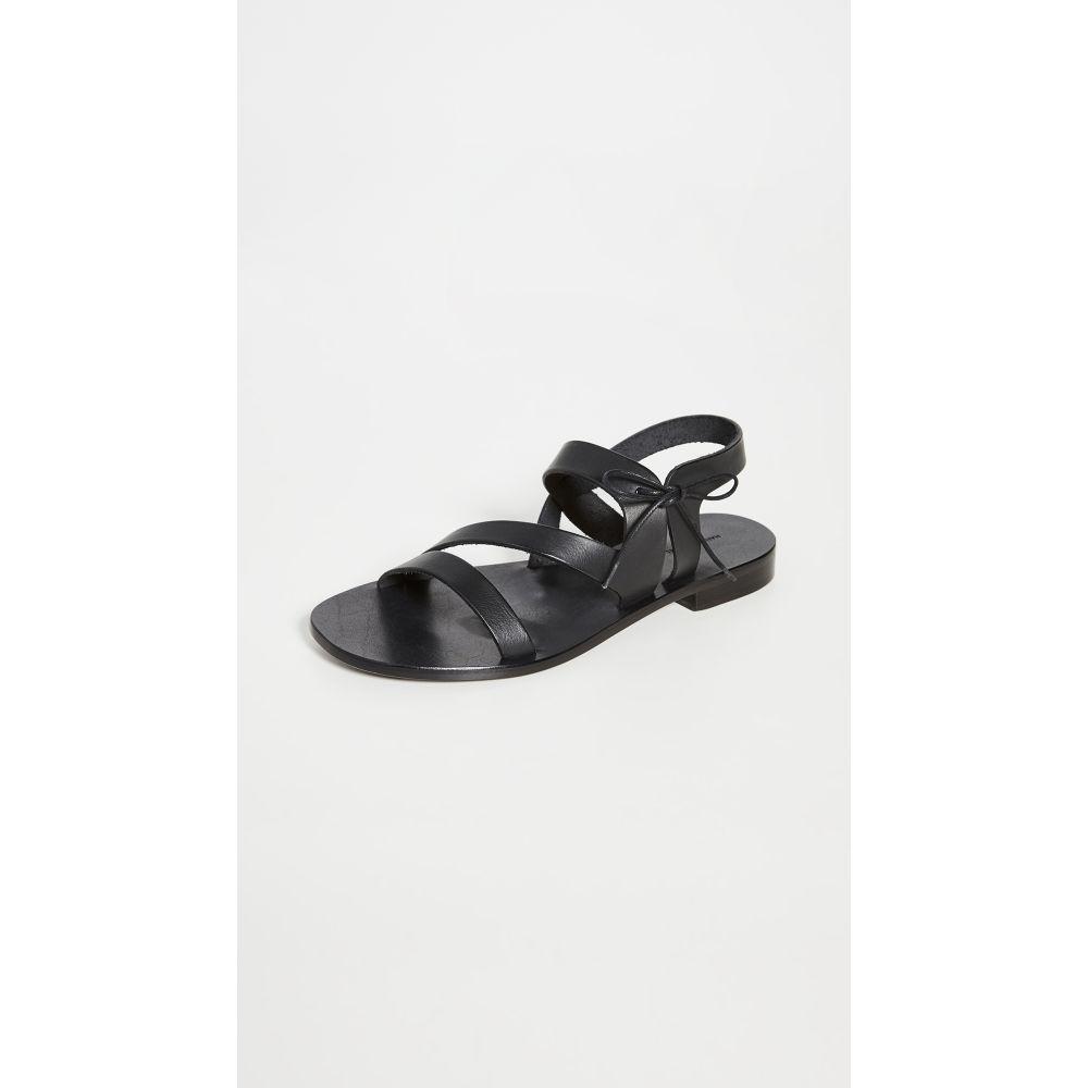 マンサーガブリエル Mansur Gavriel レディース サンダル・ミュール シューズ・靴【Tie Sandals】Black