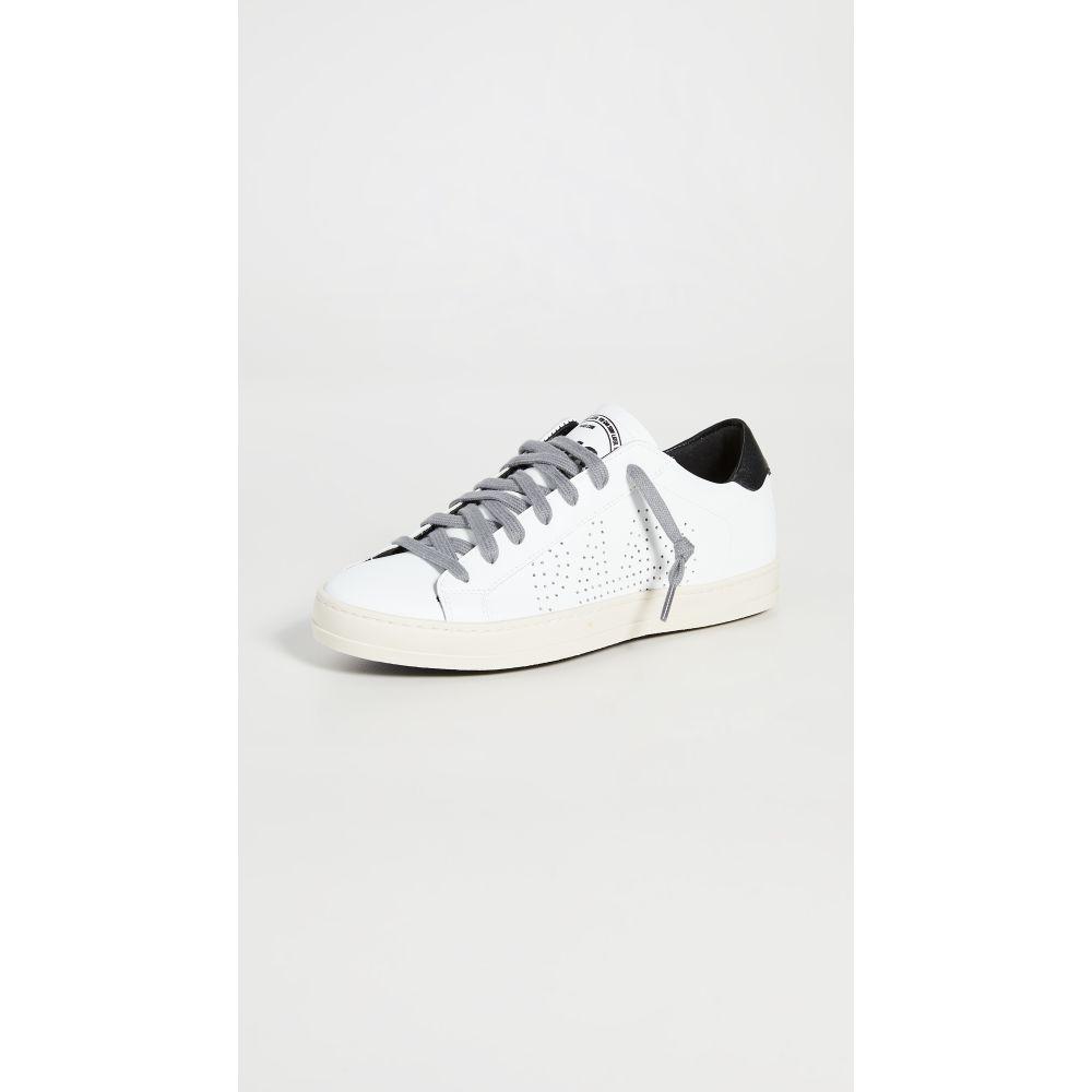 ピーフォーフォーエイト P448 レディース スニーカー シューズ・靴【John Sneakers】Whiter