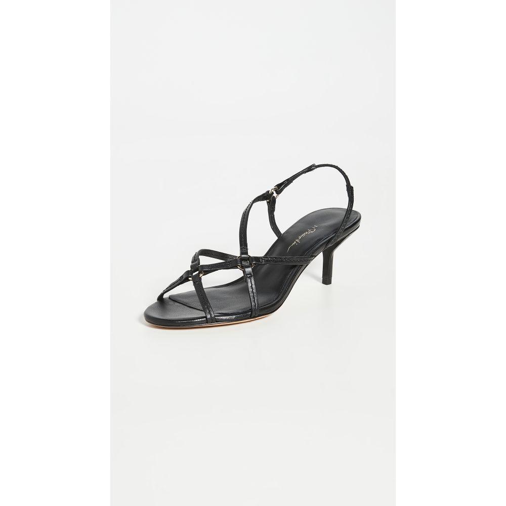 スリーワン フィリップ リム 3.1 Phillip Lim レディース サンダル・ミュール シューズ・靴【Louise Strappy Sandals 60mm】Black