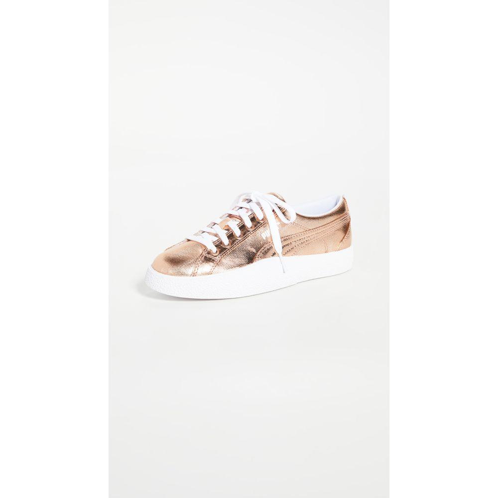 プーマ PUMA レディース スニーカー シューズ・靴【Love Grand Slam Sneakers】Rose Gold