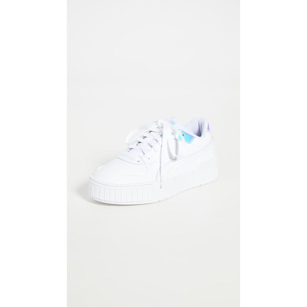 プーマ PUMA レディース スニーカー シューズ・靴【Cali Sport Glow Sneakers】Puma White