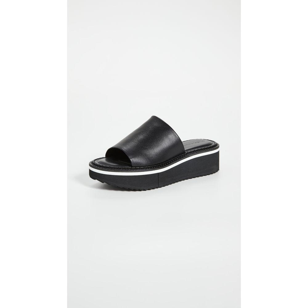 ロベール クレジュリー Clergerie レディース サンダル・ミュール シューズ・靴【Fast 3 Slides】Black