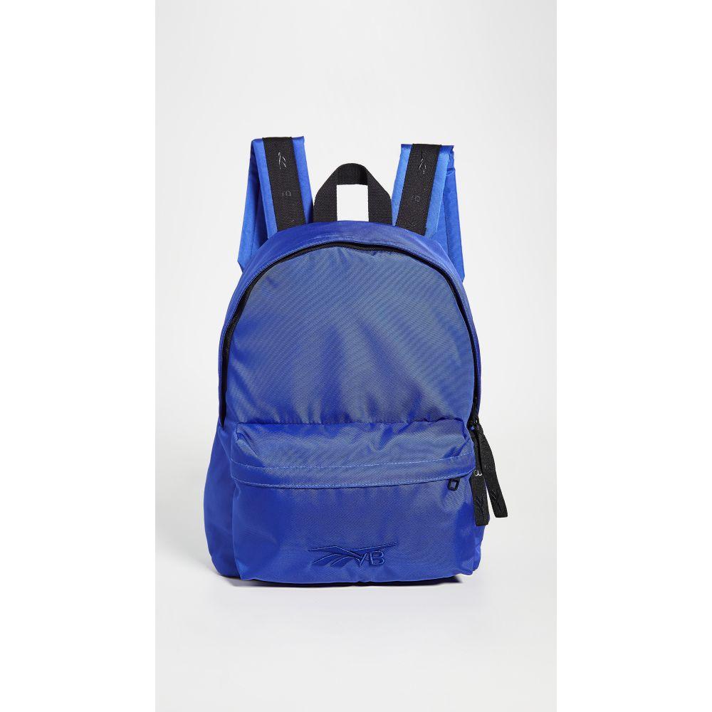 リーボック Reebok x Victoria Beckham レディース バックパック・リュック バッグ【Rbk Vb Backpack】Acid Blue