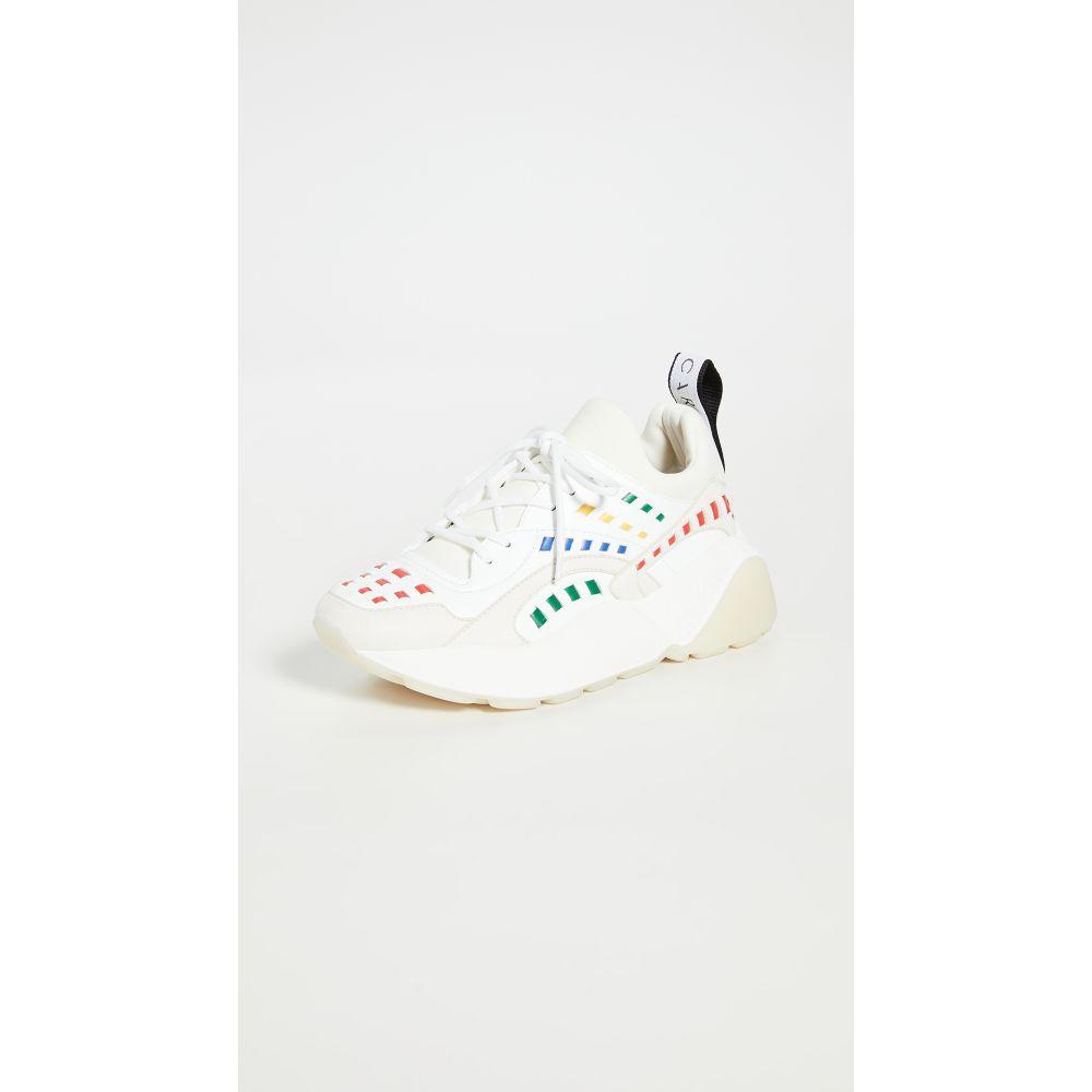 ステラ マッカートニー Stella McCartney レディース スニーカー シューズ・靴【Eclypse Sneakers】White/Multi