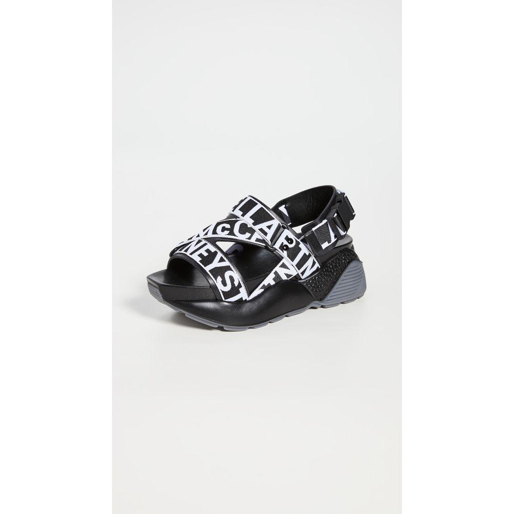 ステラ マッカートニー Stella McCartney レディース サンダル・ミュール シューズ・靴【Eclypse Sandals】Black