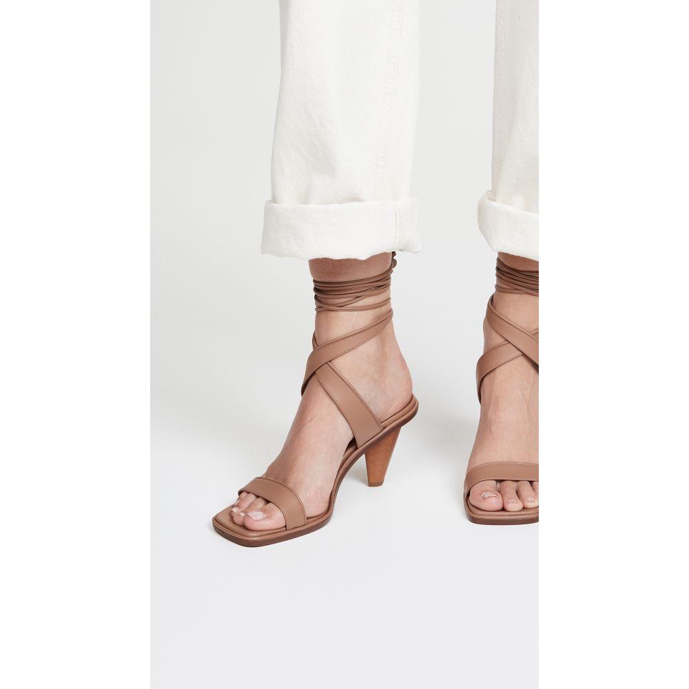 ステラ マッカートニー Stella McCartney レディース サンダル・ミュール シューズ・靴【Rhea Sandals】Soft Camel