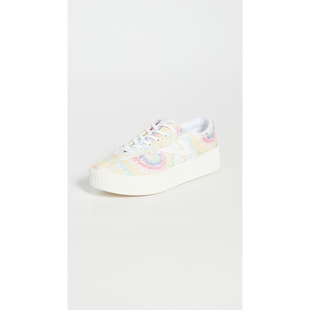 トレトン Tretorn レディース スニーカー シューズ・靴【Nylite 12 Bold Sneakers】Pastel Multi/Vintage White