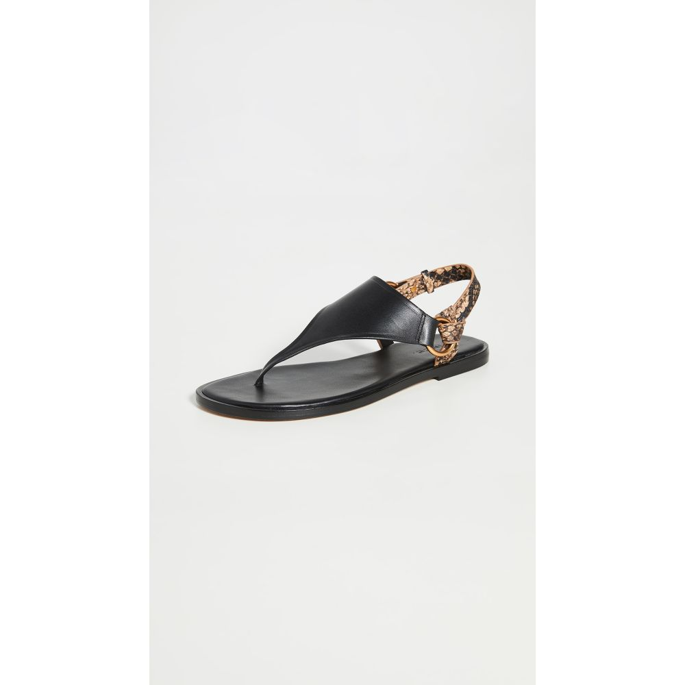 ヴィンス Vince レディース サンダル・ミュール シューズ・靴【Pharis Sandals】Black/Tan