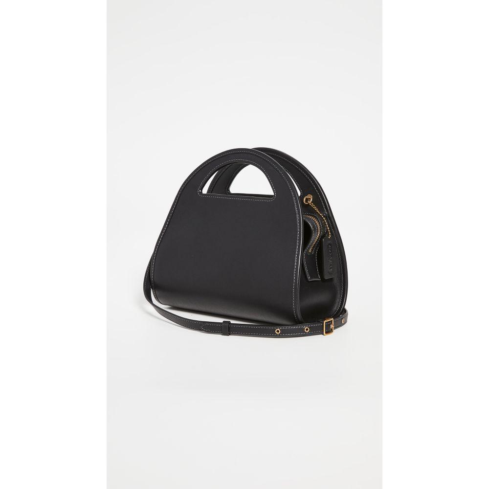 コーチ Coach 1941 レディース ショルダーバッグ バッグ【Zip Dome Crossbody Bag】Black